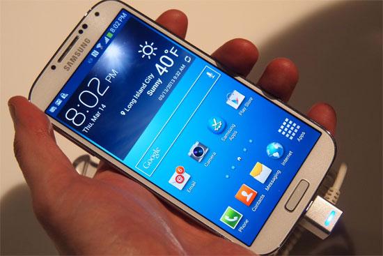 Galaxy S4 mini chính thức được bán tại Việt Nam