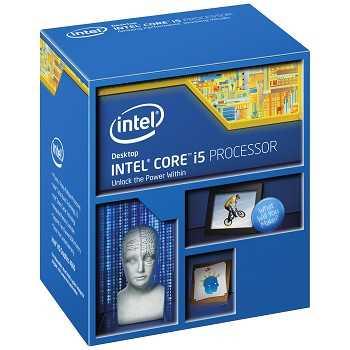 CPU CORE I5 4460